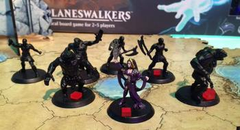 Magic The Gathering : Arena Of The Planeswalkers | Dueller ... Planeswalker Arena Miniatures Size