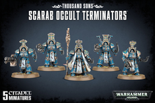 Occult terminators