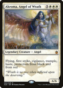 A25 2 akroma angel of wrath
