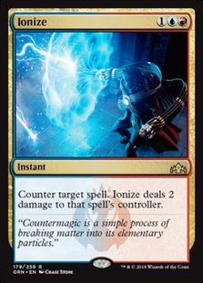 Grn 179 ionize