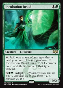 Rna 131 incubation druid