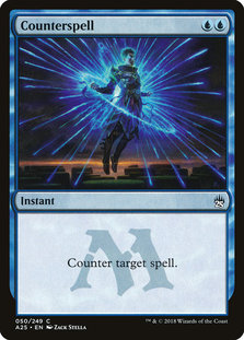 A25 50 counterspell