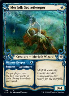Celd 284 merfolk secretkeeper