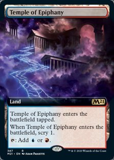 M21 387 temple of epiphany