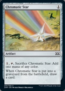 2xm 239 chromatic star